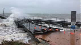 Port Victoria and Port Rickaby Jetties to be partially opened by Christmas