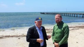 Marion Bay Boat Launching Facility Project Update