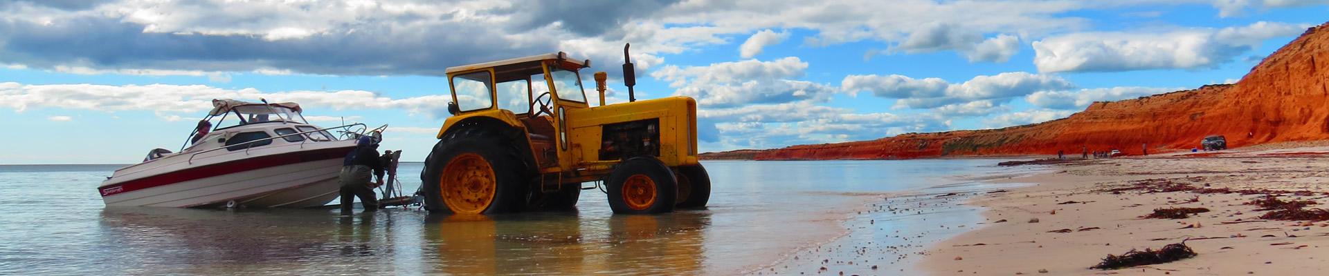 tractor-slide