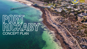Port Rickaby Town Concept Plan