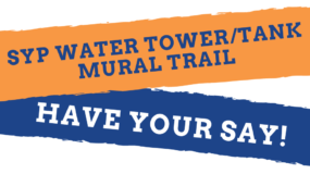 SYP Water Tower/Tank Mural Consultation