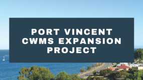 Port Vincent CWMS Expansion Project