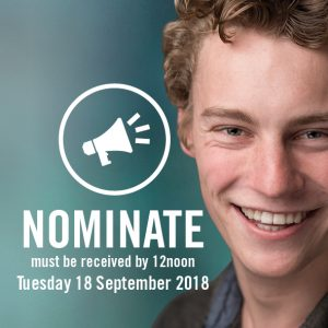Nominate for Council
