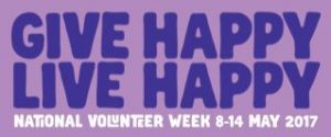 National Volunteer Week Invitation to Morning Tea