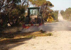 Roadside Vegetation Clearance Continues