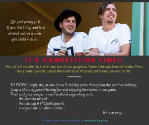 YPC Holiday parks photo competition