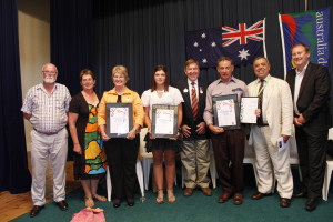 Australia Day Citizen of the Year Awards